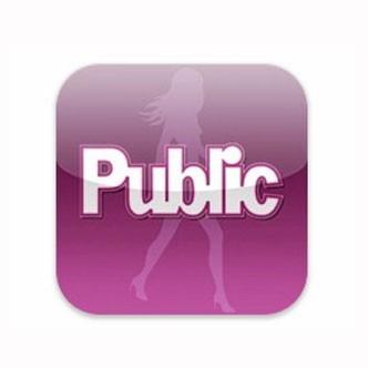 Application pour Smartphone Public