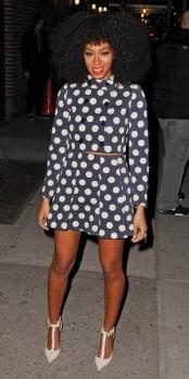 Solange Knowles : où shopper son look en moins cher ?