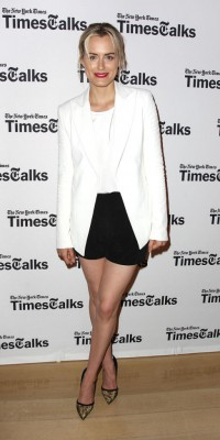 Taylor Schilling : une working girl glamour !