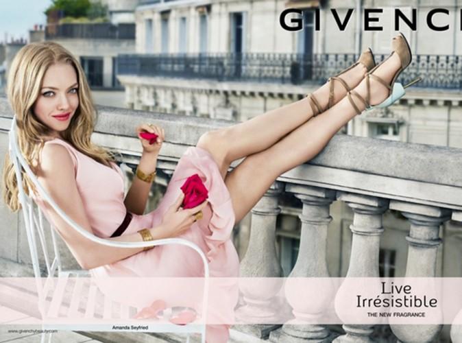 Amanda Seyfried : Givenchy ne lui résiste plus !