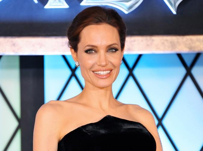 Angelina Jolie : débourse 18 700€ par an pour être belle !