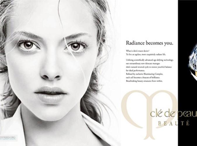 Beauté : Amanda Seyfried, égérie d'une crème miracle à 10 000 € !