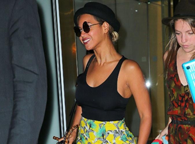Beauté : Beyoncé : ses secrets minceur dévoilés !