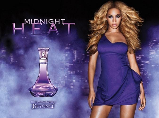 Beauté : Beyoncé torride pour promouvoir son nouveau parfum Midnight Heat !