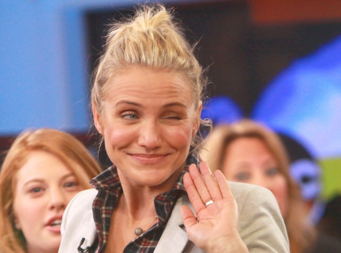 """Beauté : Cameron Diaz : """"J'ai essayé le botox"""""""