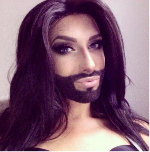 Conchita Wurst, futur(e) gagnant(e) de l'Eurovision ?