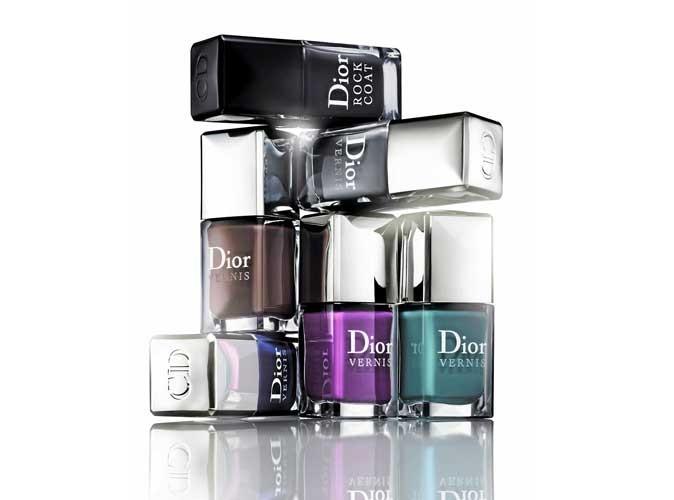 Beauté : cinq nouvelles couleurs de vernis Dior !