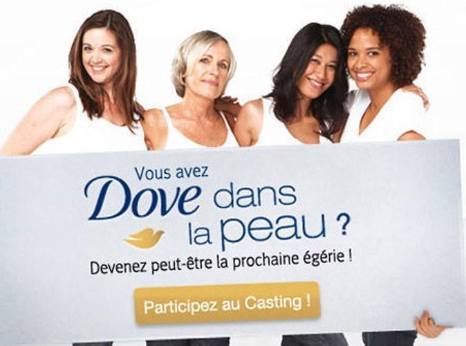 Beauté : devenez la nouvelle égérie Dove !