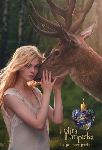 Publicité Lolita Lempicka Le premier parfum