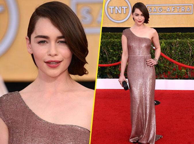 Beauté : Emilia Clarke : au régime pour Terminator !