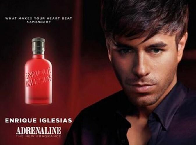 """Beauté : Enrique Iglesias nous propose de l'""""Adrenaline"""" en flacon avec sa première fragrance !"""