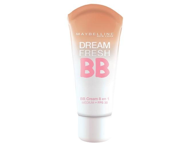 Beauté : focus sur la crème dream Fresh BB de Gemey Maybelline !