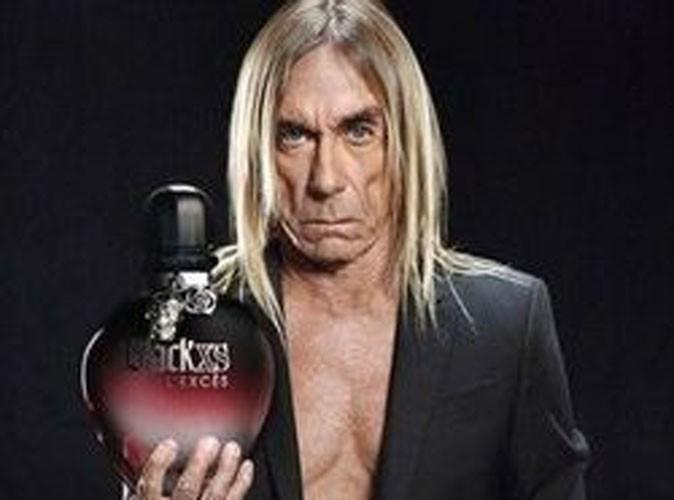 Beauté : Iggy Pop pour le parfum Paco Rabanne !