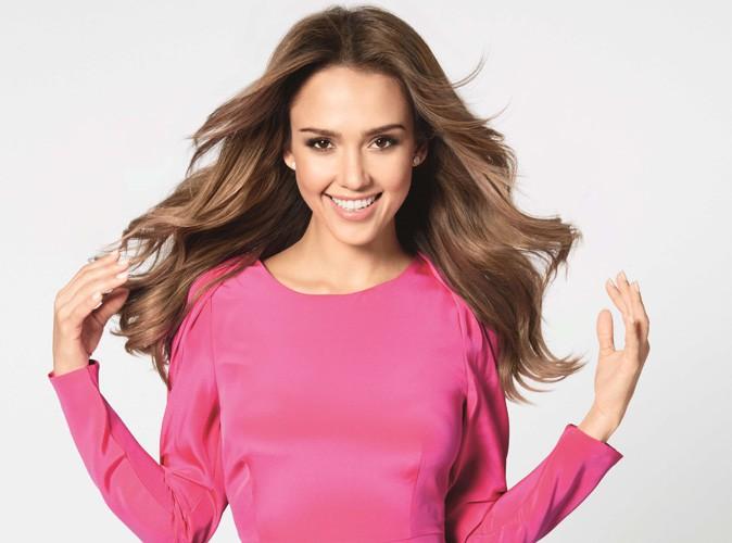Beauté : Jessica Alba : avec Braun, elle voit la vie en rose !