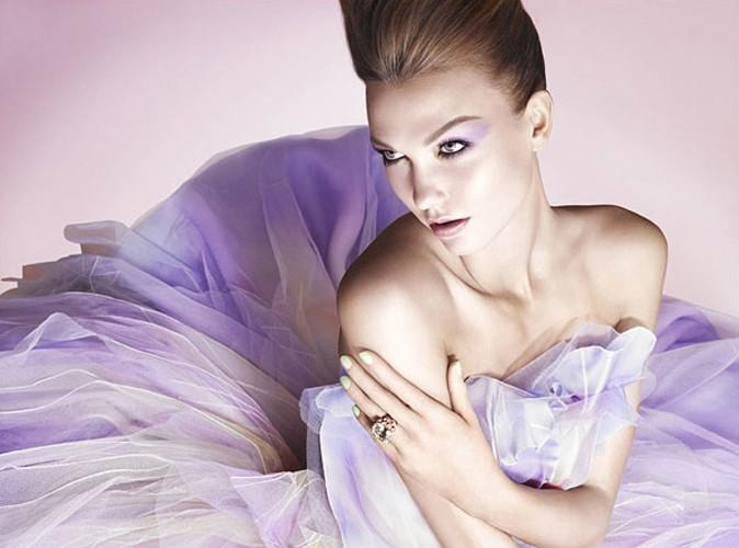 Beauté : Karlie Kloss égérie make-up pour Dior !