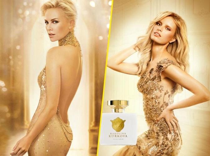Beauté : Karolina Kurkova copie Dior sans scrupule pour son nouveau parfum !
