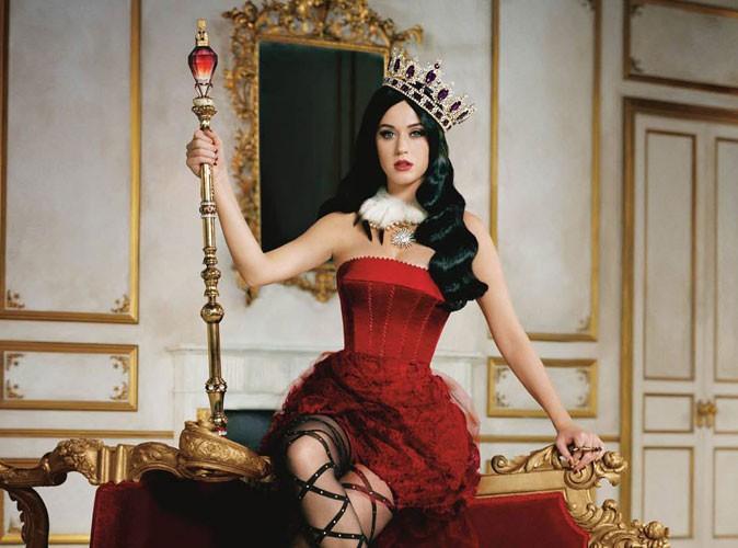"Beauté : Katy Perry : regardez la vidéo promo de ""Killer Queen"" son dernier parfum !"