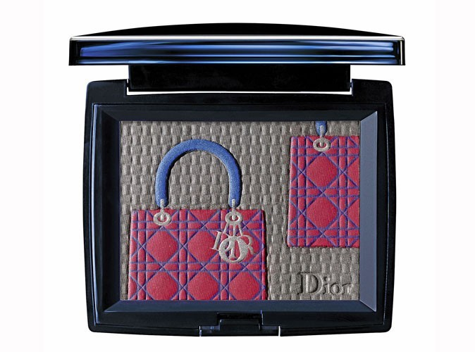 Beauté : la it palette de maquillage Lady Dior !
