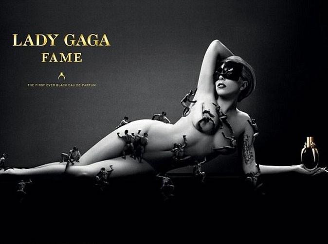 Beauté :  Lady Gaga dominatrice sexy pour la pub de son parfum Fame !