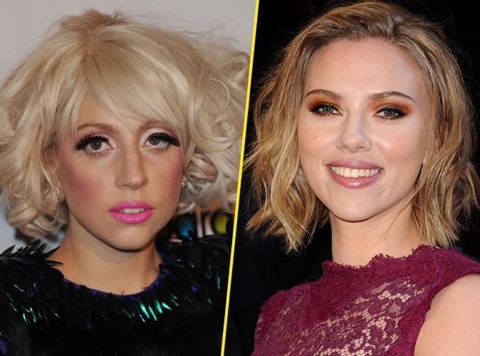 Beauté : Lady Gaga et Scarlett Johansson dingues des produits Eucerin !