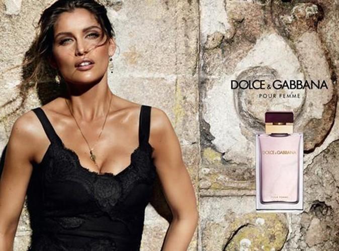 Beauté : Laetitia Casta, une beauté fatale pour le parfum Dolce & Gabbana !