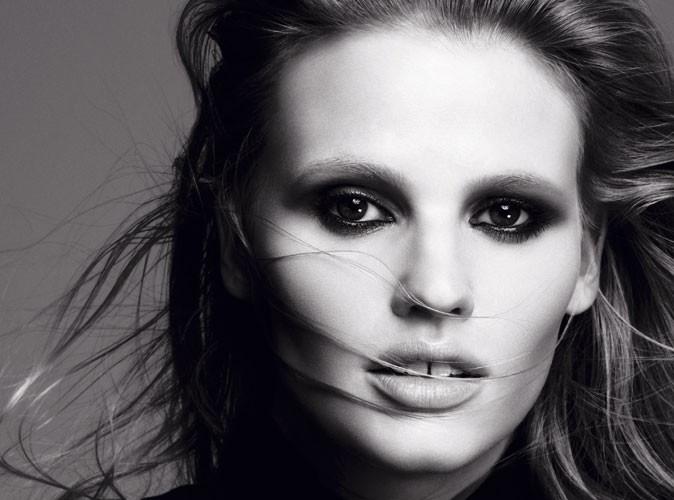 Beauté : Lara Stone : parce qu'elle le vaut bien, le top devient égérie L'Oréal !