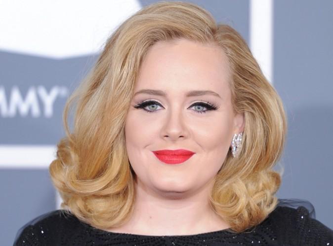 Beauté : le secret minceur d'Adele !