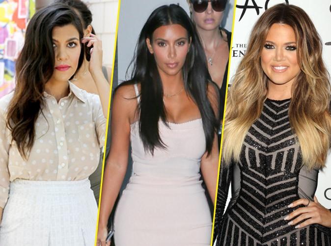 Beauté : les sœurs Kardashian bichonneront nos cheveux avec leur prochaine ligne capillaire Kardashian Beauty !
