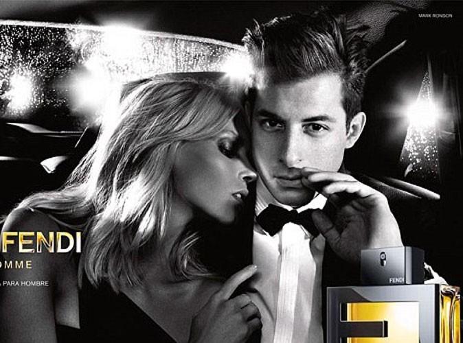 Beauté : Mark Ronson égérie du premier parfum Fendi homme !