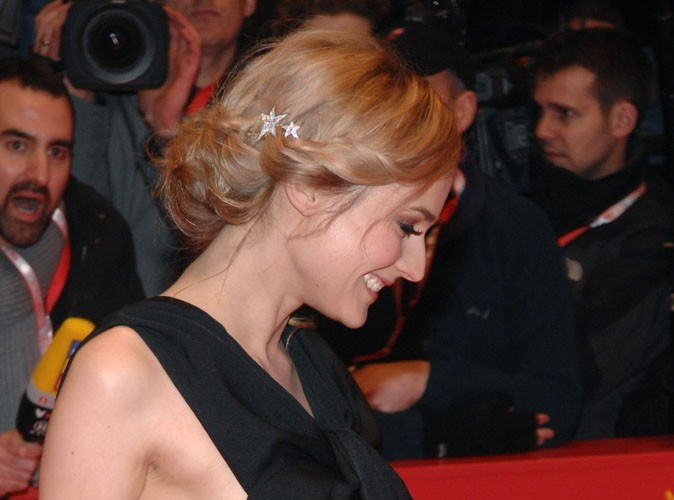 Beauté: mode d'emploi du chignon torsade de Diane Kruger !