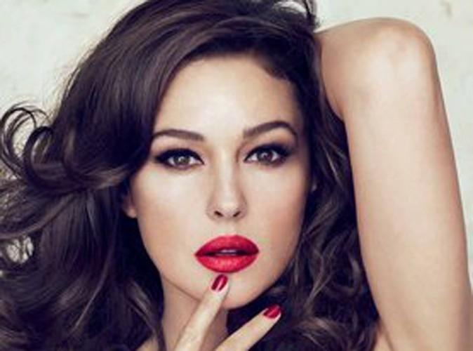 Beauté : Monica Bellucci prête ses lèvres pulpeuses à Dolce & Gabbana !