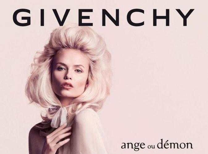 Beauté : Natasha Poly diablesse angélique pour Givenchy !
