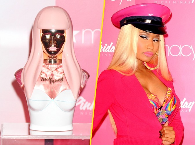 Beauté : Nicki Minaj : découvrez le spot publicitaire de son parfum Pink Friday !