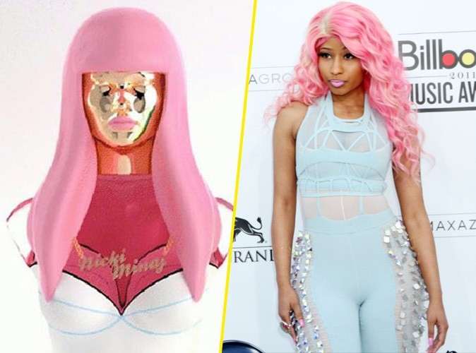 Beauté : Nicki Minaj, un parfum tout à son image !