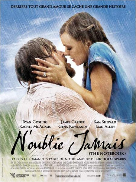 "Rachel McAdams dans ""N'oublie jamais"""