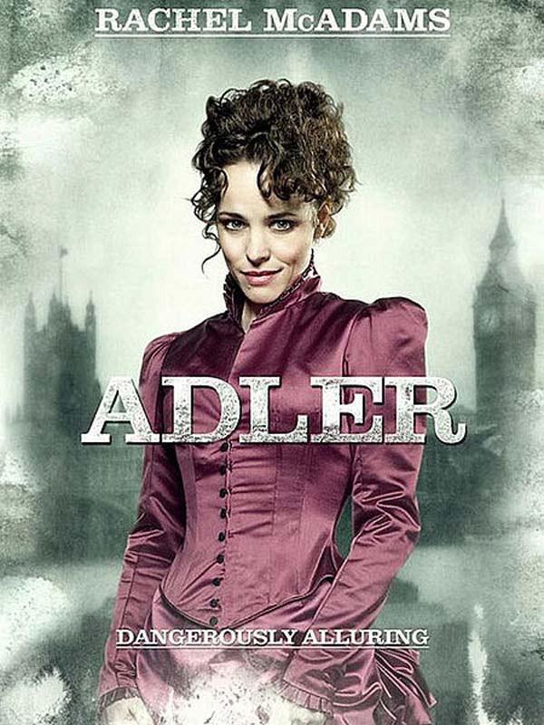 "Rachel McAdams dans ""Sherlock Holmes"""