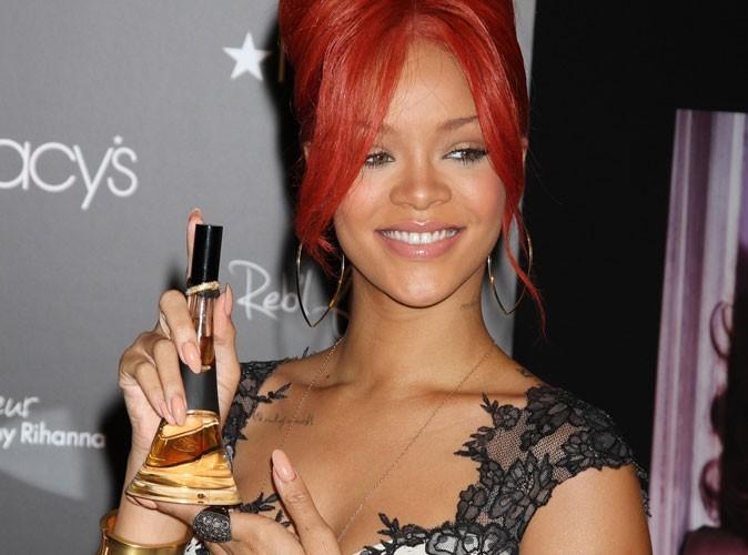 Beauté : Rihanna travaille déjà sur son deuxième parfum !