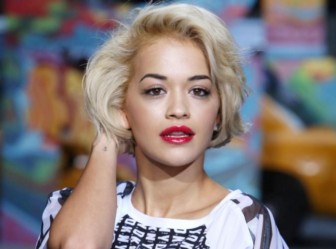 Beauté : Rita Ora : fraîche et pimpante créatrice pour Rimmel London!