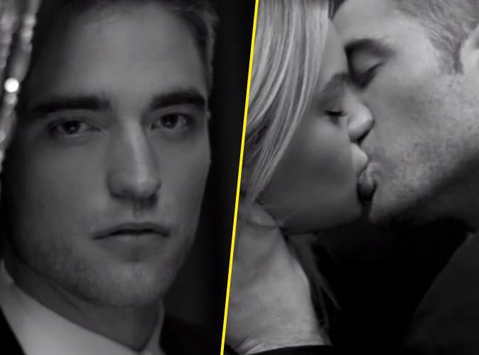 Beauté : Robert Pattinson : découvrez sa vidéo ultra-rock n'roll pour Dior !