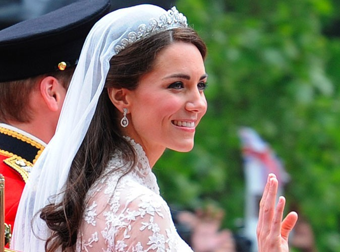 Beauté : Rupture de stock pour le parfum que Kate Middleton portait à son mariage !