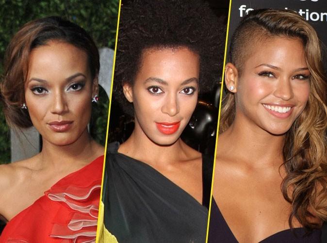 Beauté : Selita Ebanks, Solange Knowles & Cassie : la beauté ethnique selon Carol's Daughter !
