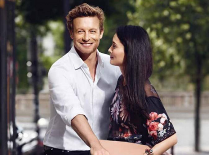 Beauté : Simon Baker : Un gentleman dans les rues de Paris pour Givenchy !