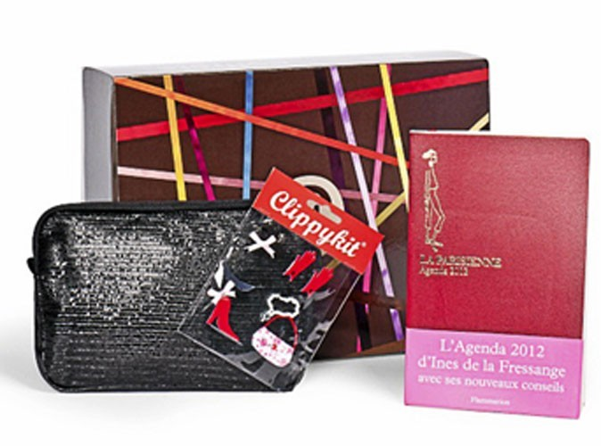 Beauté : un coffret Happy Glam Year pour bien commencer l'année 2012 !