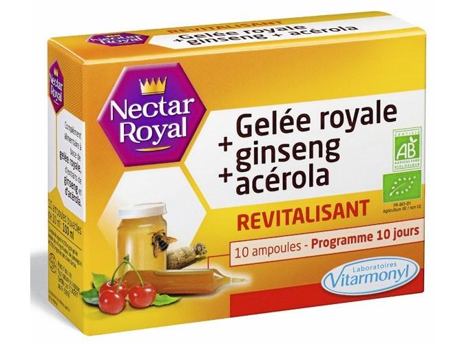 Beauté : Un Nectar Royal pour se donner un coup de fouet !