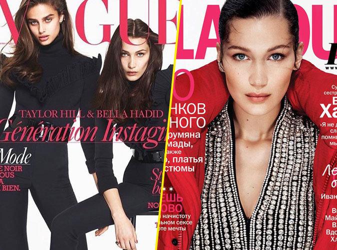 Bella Hadid et Taylor Hill : la consécration !