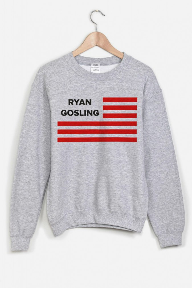 Sweat, Ryan Gosling, raaad.fr, 29 €