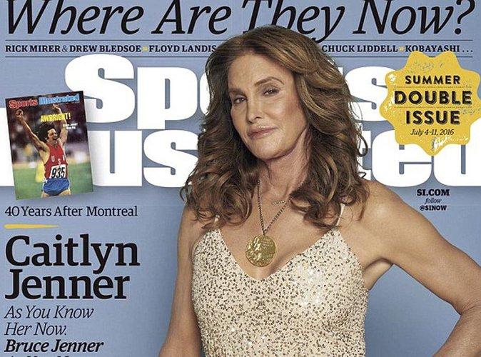 """Caitlyn Jenner est une femme épanouie en couverture du magazine """"Sports Illustrated !"""""""