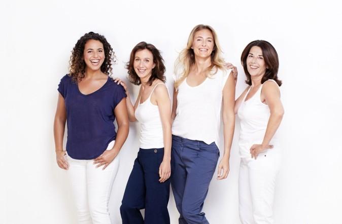 Les quatre nouvelles ambassadrices Dove !