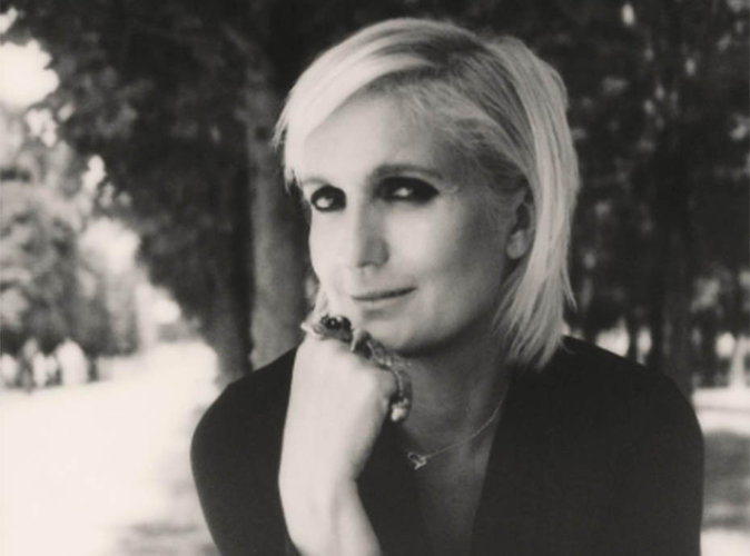 Découvrez qui est la première femme nommée directrice artistique de Dior !