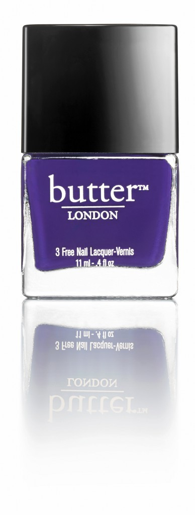 Vernis Bramble, Butter London, chez Nocibé. 16 €.